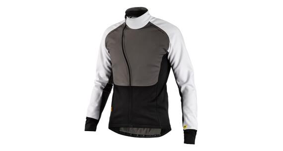 Mavic Cosmic Wind Jacket Men black/white/autobahn